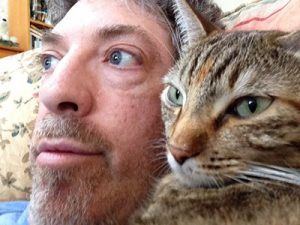 Eric and kitty
